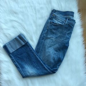 Citizens of Humanity Cuffed Jeans